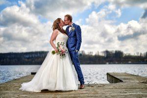 Hochzeit Bever Talsperre