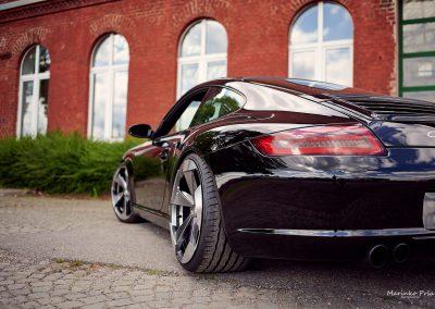 Porsche 997 Carrera GS Autofotografie