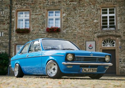 Opel Kadett C fotografie