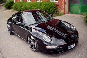 Fotografie für die Porsche Scene Live